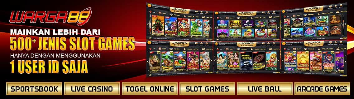 Slot Online: Game Judi Online Paling Populer Di Indonesia